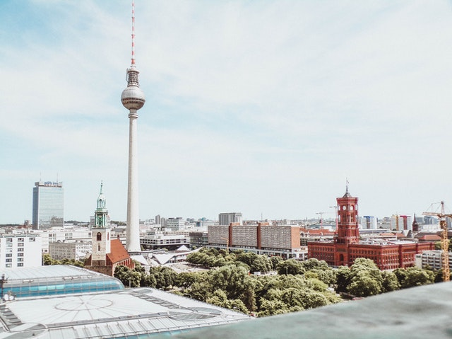Radiotårnet i Berlin